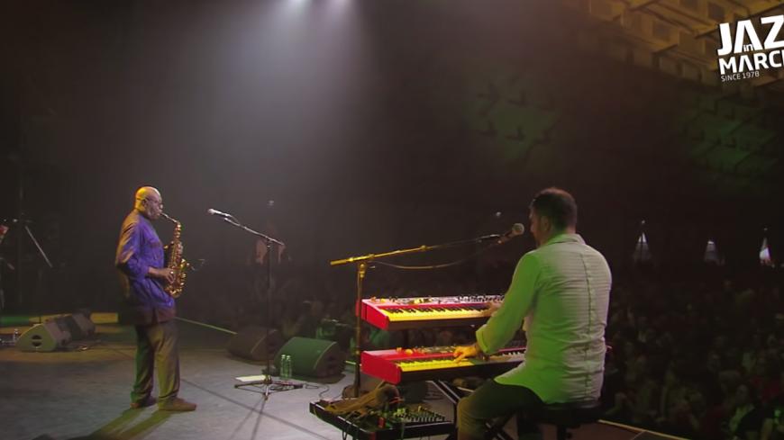 Retour en 2019 - Manu Dibango et Soul Makossa Gang jouent à Jazz in Marciac ! (vidéo)
