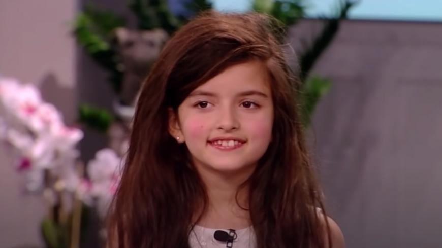 "Quand la jeune Angelina Jordan a repris le standard ""Fly me to the moon"" ! (vidéo)"