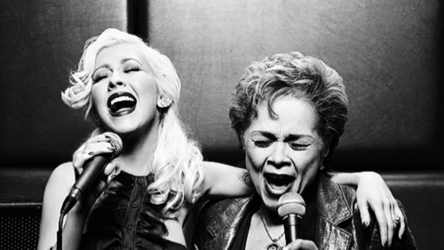 """Tough Lover"" d'Etta James repris par Christina aguilera"