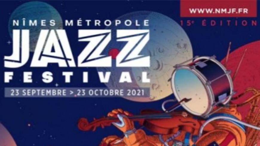 Voici la programmation du Nîmes Métropole Jazz Festival !