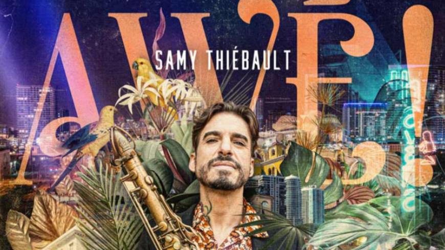 Samy Thiébault s'apprête à partager son nouvel album !