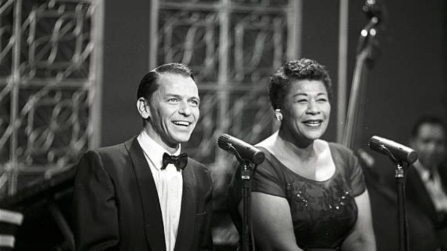"""Le jour où Ella Fitzgerald et Frank Sinatra ont chanté """"The Lady Is A Tramp"""" en live (vidéo)"""