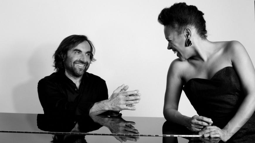 China Moses et André Manoukian : un duo jazz glamour