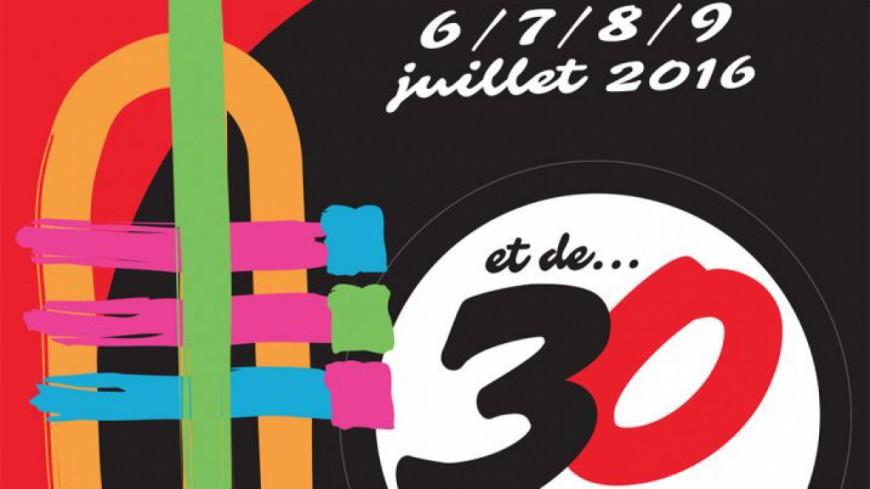 Jazz à Couches fête son 30ème anniversaire !