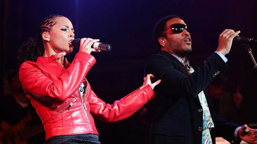 """Alicia Keys et Lenny Kravitz, dans la saison 2 de """"Empire"""" !"""