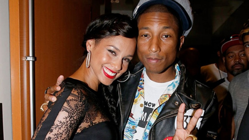 Alicia Keys et Pharrell Williams en duo pour le film Hidden Figures !