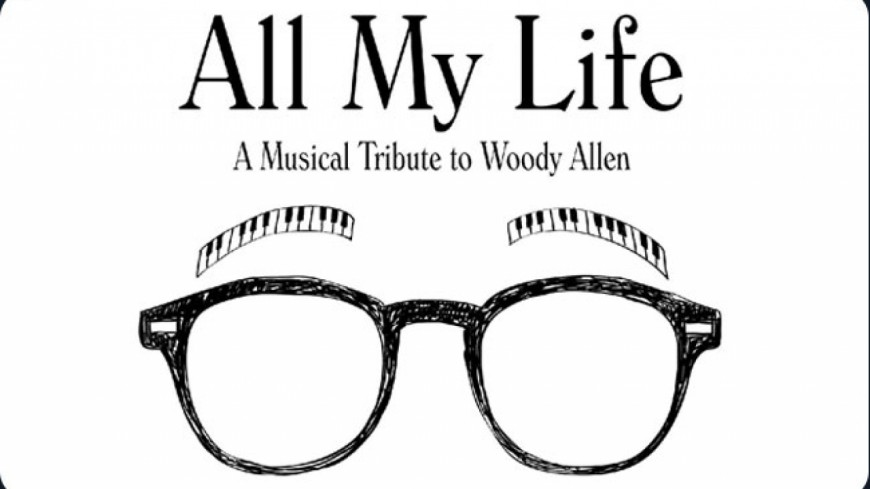 Laurent Courthaliac : « All my life, a tribute to Woody Allen »
