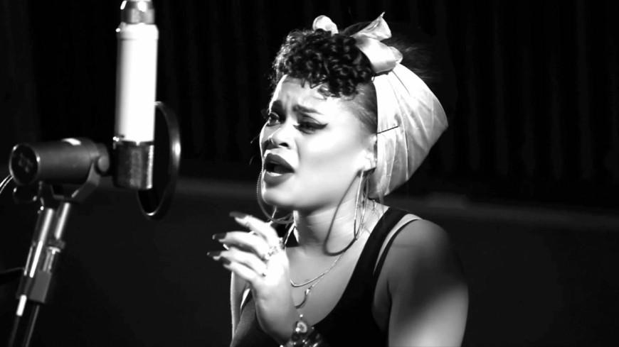 La femme de Stevie Wonder découvre une étoile de la soul !