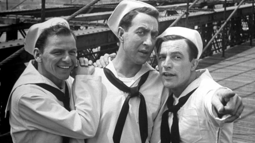 Frank Sinatra : « On The Town » sortait en salle il y a 67 ans !