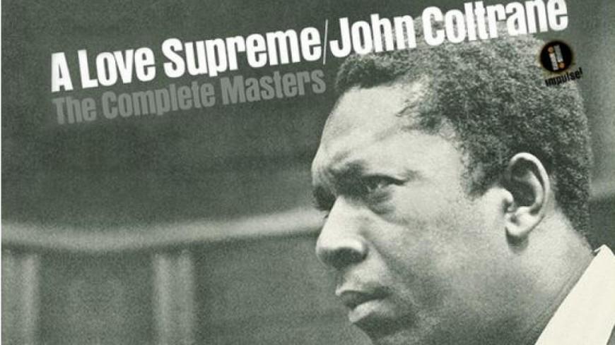 """Commes promis, un coffret """"A Love Suprem"""" de John Coltrane sortira le 27 novembre (avec de nombreux bonus) !"""