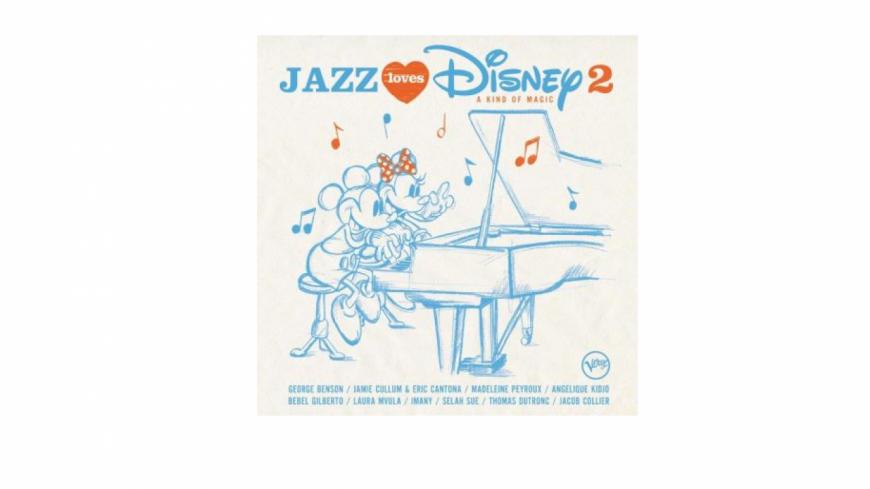 Jazz Loves Disney Volume 2