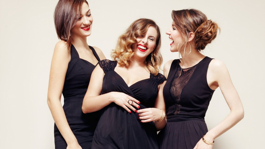 The Glossy Sisters : découvrez leur version jazzy d'I Want You Back !