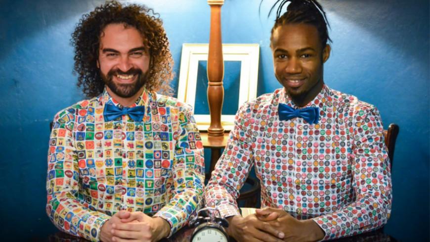 Desiderio & Oliveira, le duo rafraîchissant de 2016 !