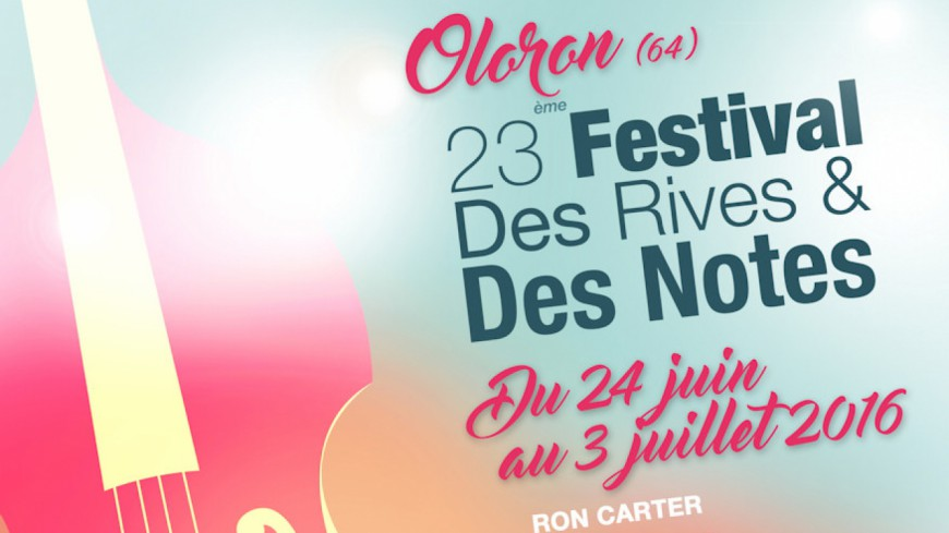 Du jazz et encore du jazz lors Des Rives et des Notes cet été !