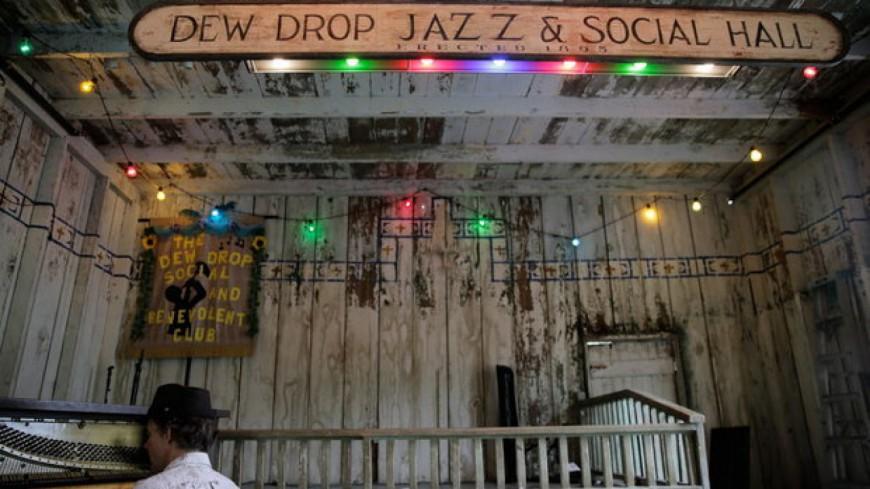 Découvrez le Dew Drop Jazz & Social Hall de la Nouvelle-Orléans !