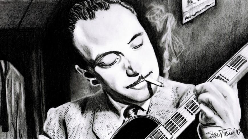 Hommage à Django Reinhardt à Marseille !