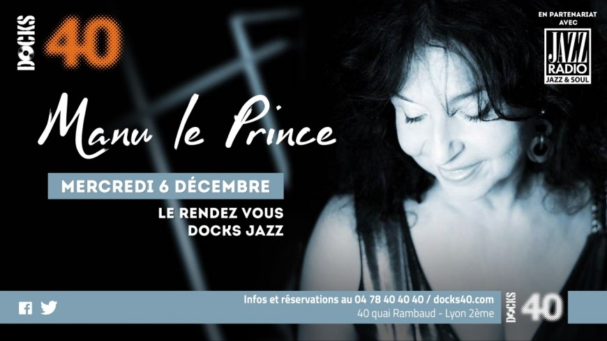 Showcase exceptionnel - Manu Le Prince