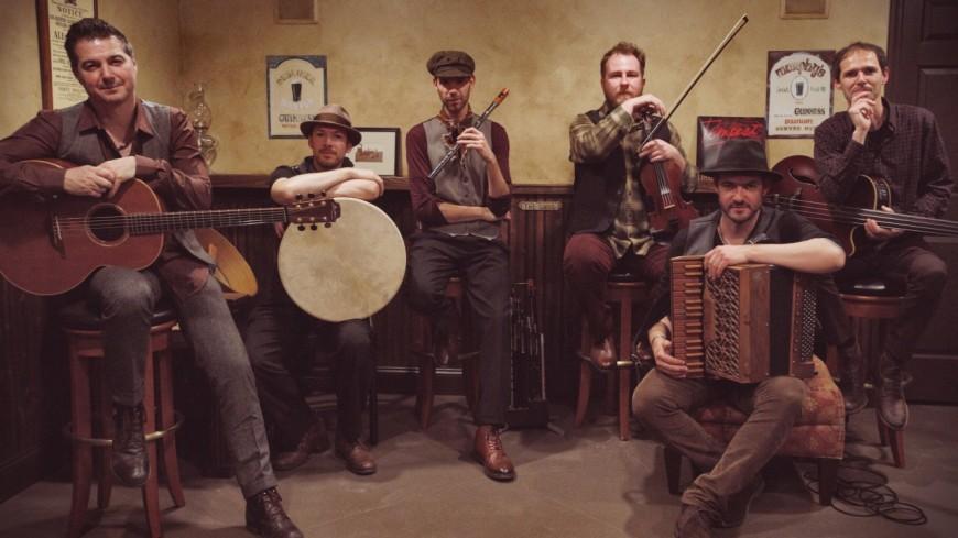 Doolin s'invite au Ninkasi Gerland pour la Saint Patrick