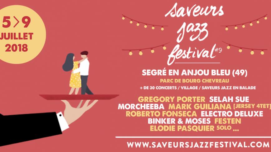 Saveurs Jazz Festival - 9ème édition