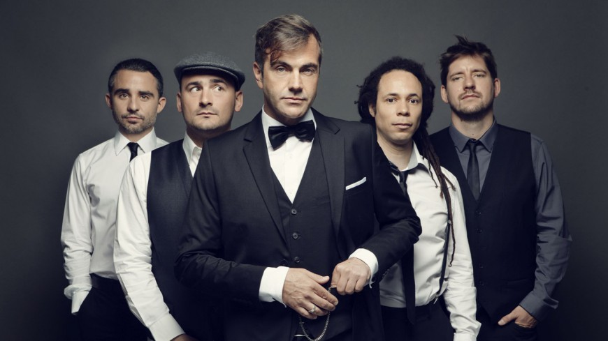 Electro Deluxe lance sa série de concerts ce week-end !