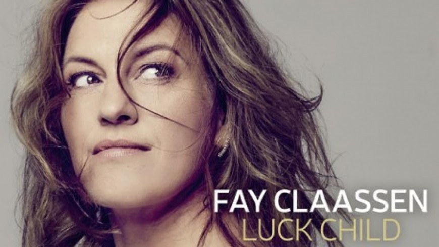Fay Claassen, la plus grande chanteuse de jazz des Pays Bas sort son dernier album