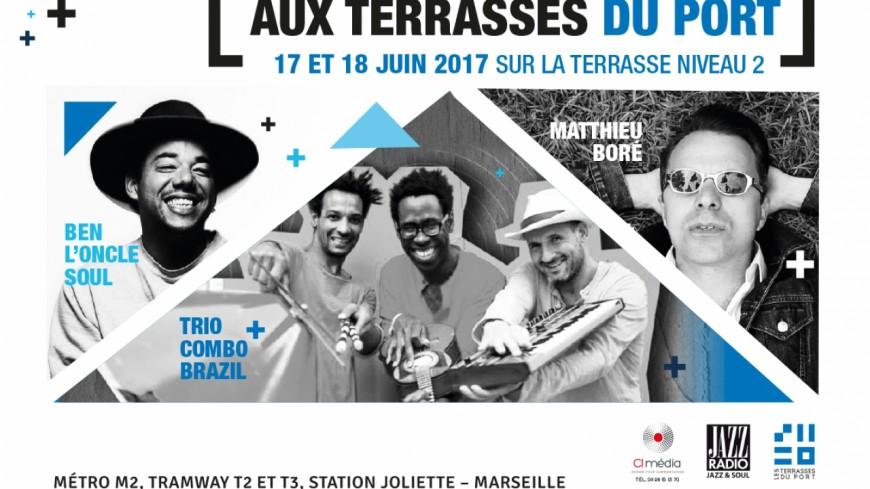 Festijazz aux Terrasses Du Port avec Jazz Radio !