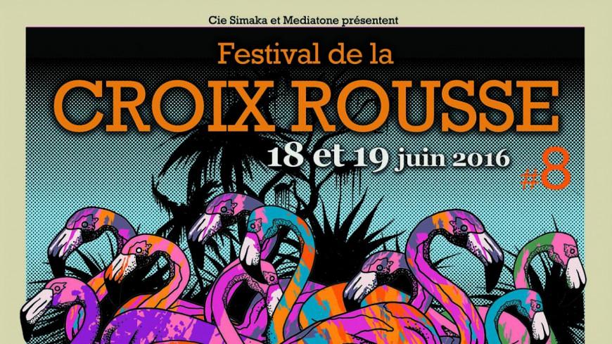 Le Festival de la Croix-Rousse 2016 se dévoile pour juin prochain !