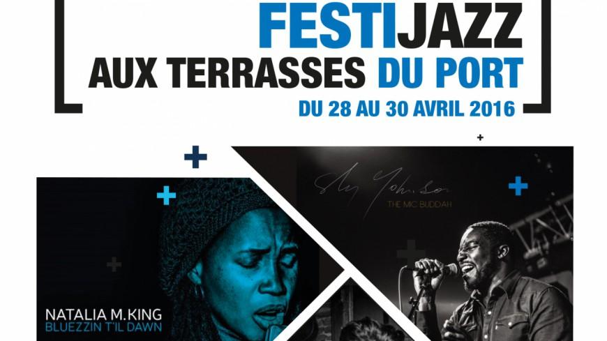 Le jazz investit la cité Phocéenne et ses Terrasses !