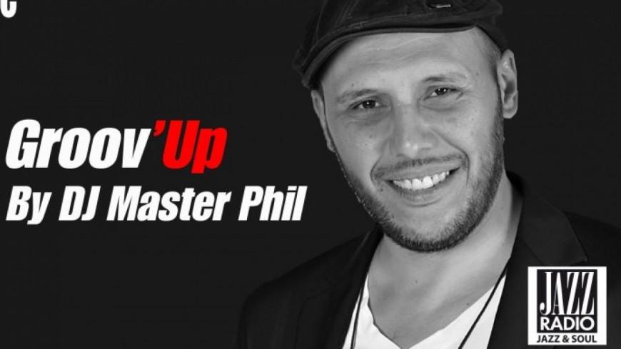 DJ Master Phil sera ce soir en live à l'Ambassade Club de Lyon !