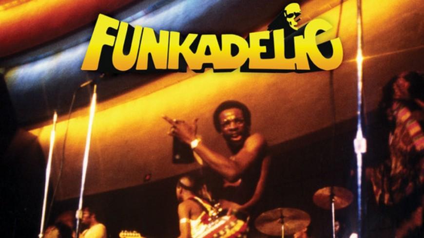 Funkadelic : leur unique enregistrement live, disponible en vinyle !