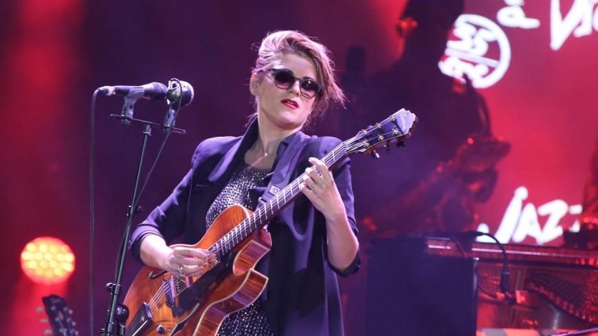 Melody Gardot à l'Olympia en juillet.