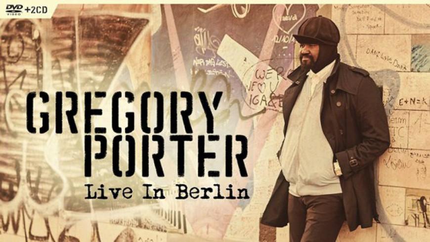 Gregory Porter : son concert en DVD !