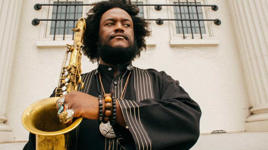 Kamasi Washington, grand saxophoniste en concert au Jazz à Vienne !