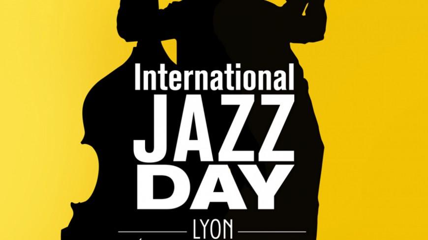 Ça jazz à Lyon pour l'International Jazz Day !