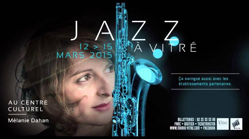 """16ème édition du festival """"Jazz à Vitré"""""""