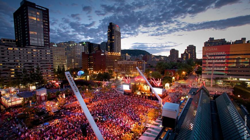Le Festival International de Jazz de Montréal est de retour !