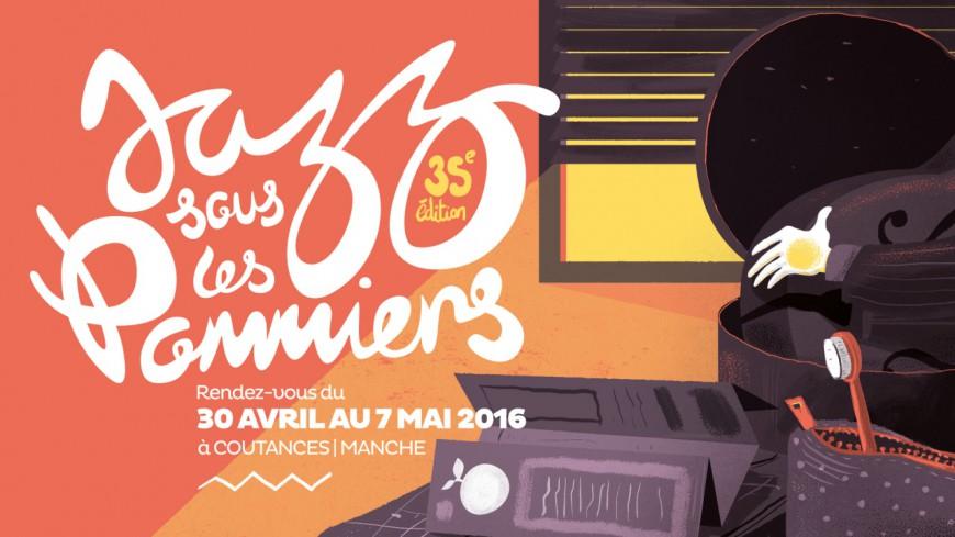 Une 35ème édition pour le Festival Jazz sous les pommiers !