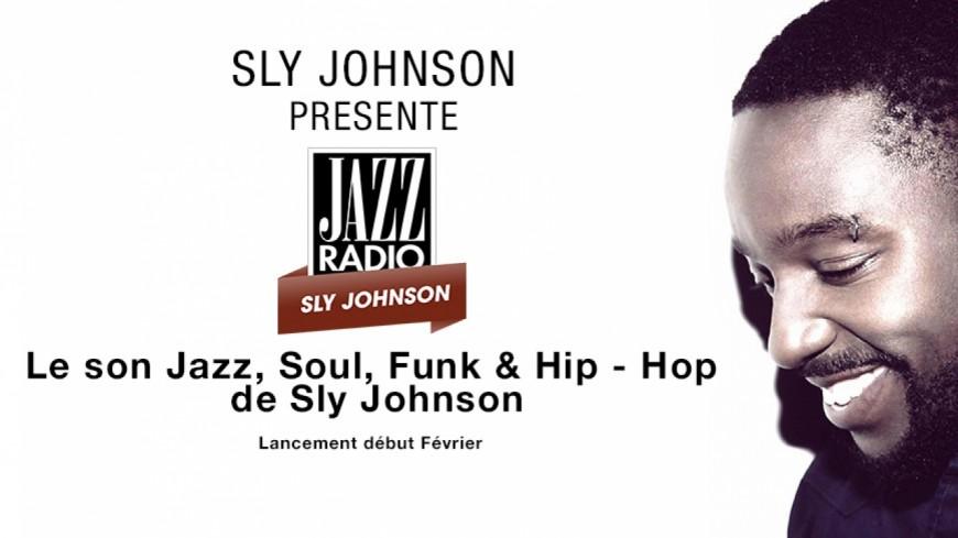 Lancement de Sly Johnson Radio by Jazz Radio