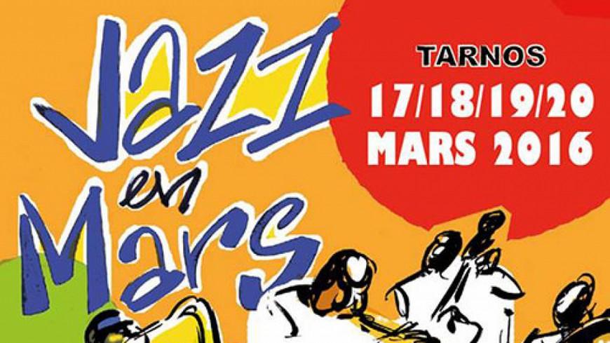 Festival Jazz en Mars, édition 2016 !