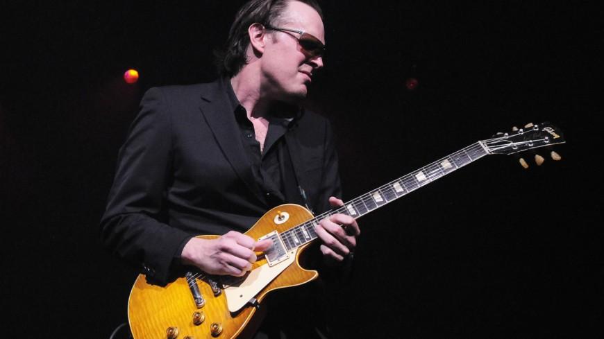Joe Bonamassa en concert au Grand Rex de Paris