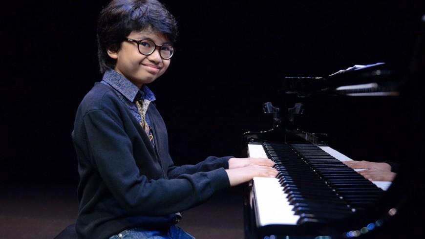 A seulement 13 ans, Joey Alexander sort son deuxième album !