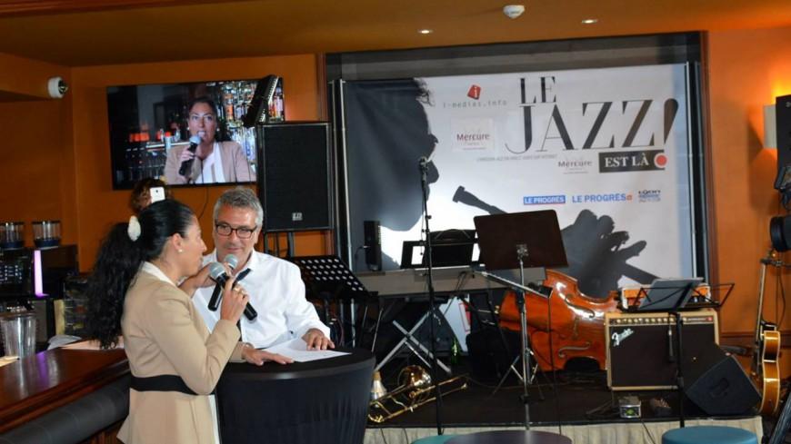 Le Jazz est Là, un nouveau rendez-vous lyonnais !