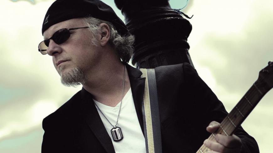 Le grand retour du guitariste de blues