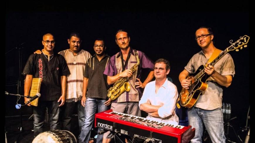 Gaël Horellou marie son jazz avec la musique réunionnaise.