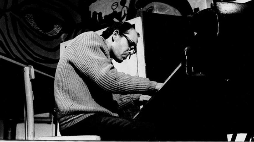 Décès du pianiste Misha Mengelberg