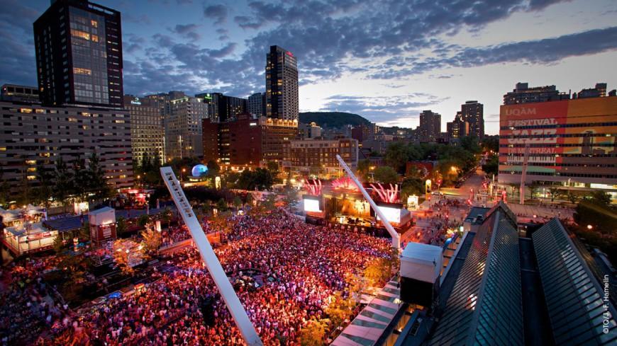 Jazz Radio vous invite au  Festival International de Jazz de Montréal !