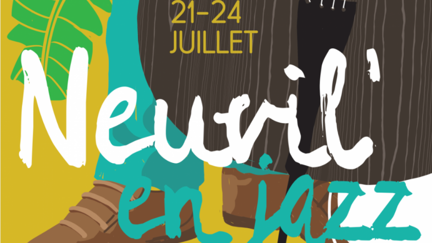 Neuvil' en Jazz 2016: Une édition multicolore !