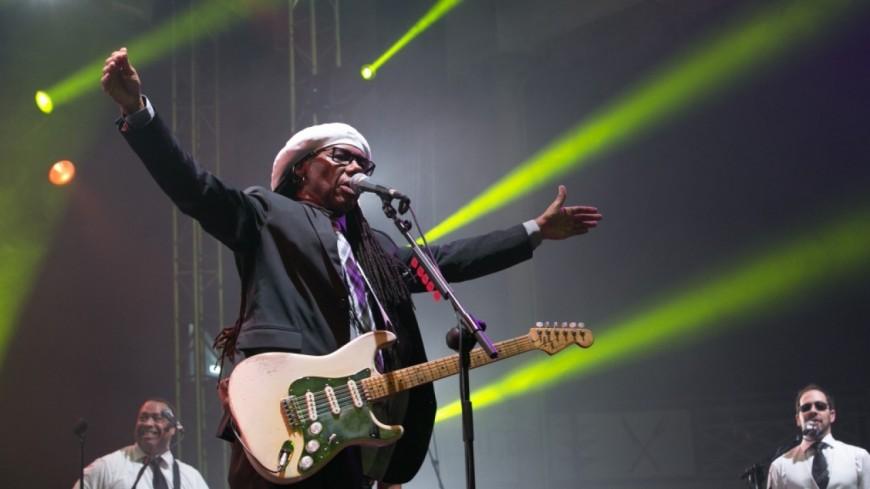Nile Rodgers bien entouré pour son prochain album !