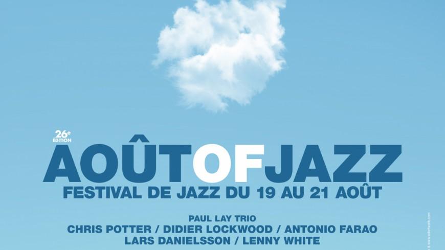 Août of Jazz commence demain !