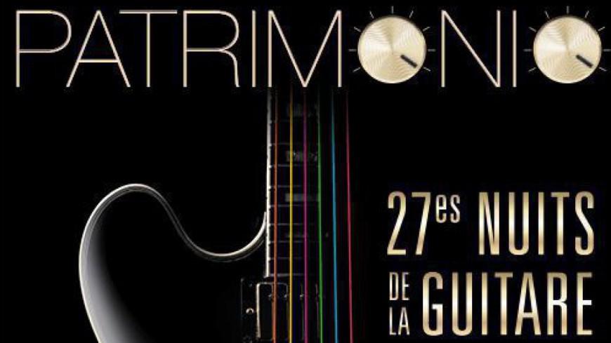 Jazz Radio au Nuits de la Guitare du Patrimonio ce vendredi !